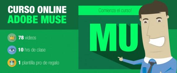Curso Adobe Muse online en español
