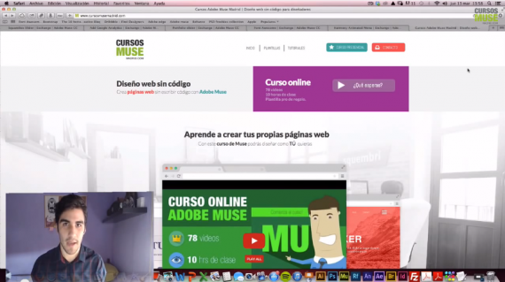 TOP 5 ADOBE MUSE EXCHANGE | Biblioteca de recursos