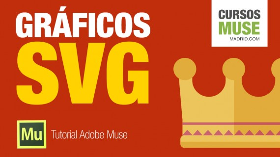Tutorial Adobe Muse | Añadir (SVG) GRÁFICOS ESCALABLES VECTORIALES
